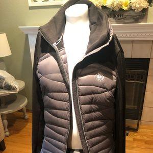 Michael Kors puffy long jacket